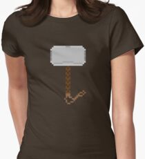 Hammer Down Womens Fitted T-Shirt