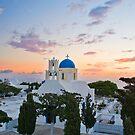 Cycladic Church by Mark Robson