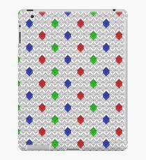 Lego Pattern iPad Case/Skin