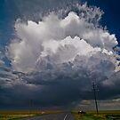 Oklahoma Thunderhead by MattGranz