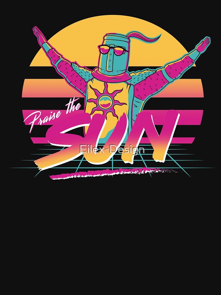 Praise The Sun by Eilex-Design