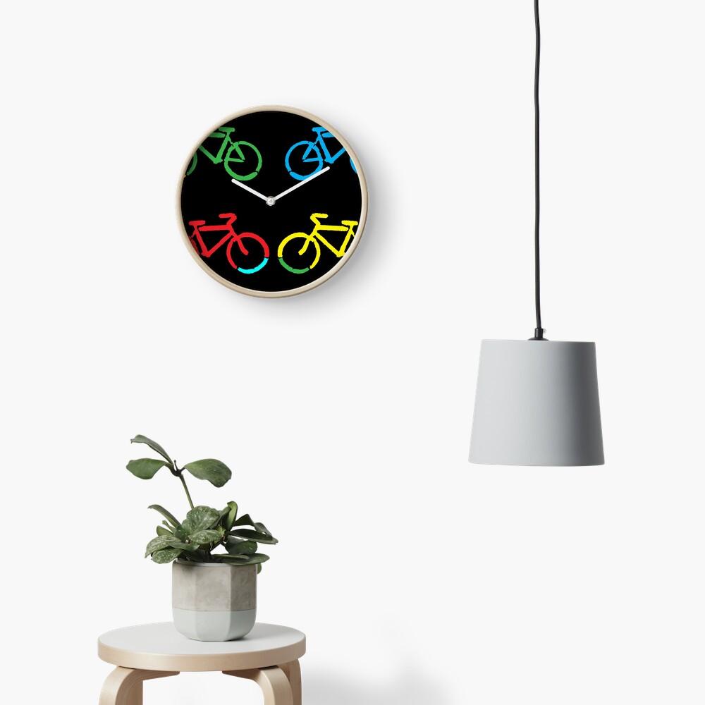 Bike Race Clock