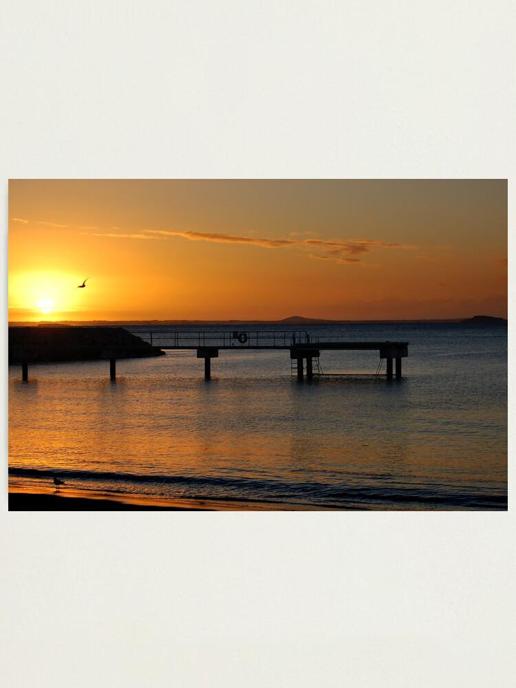 Alternate view of An Esperance Sunrise Photographic Print