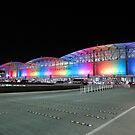 SFO Pride colors by tabusoro