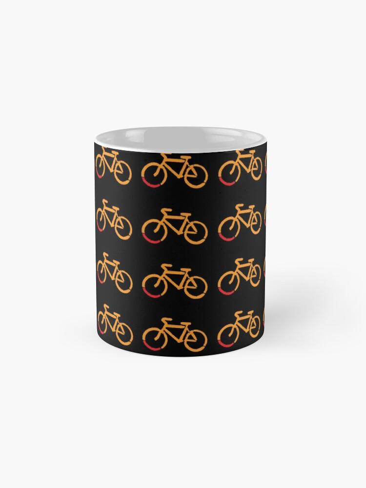 Alternate view of Bike Too Mug