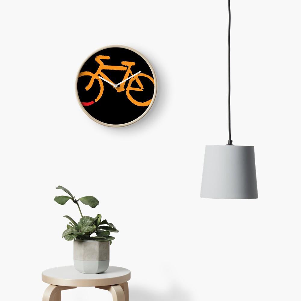Bike Too Clock