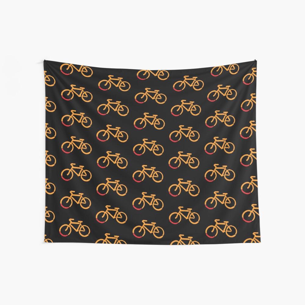 Bike Too Wall Tapestry
