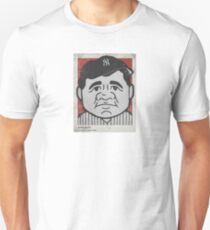 Babe Ruth Caricature T-Shirt