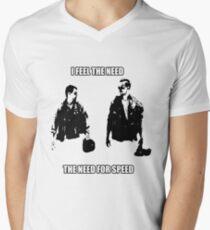 Need For Speed Men's V-Neck T-Shirt