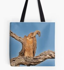 White-backed Vulture 2 Tote Bag