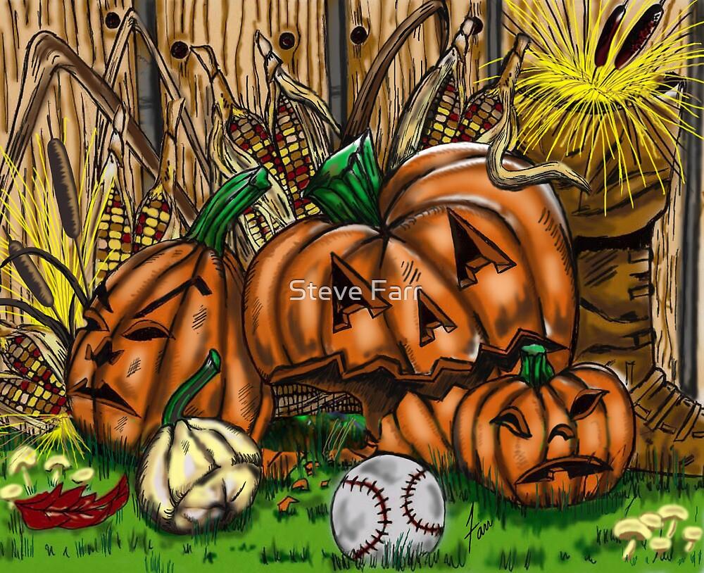 """October Essence"" by Steve Farr"