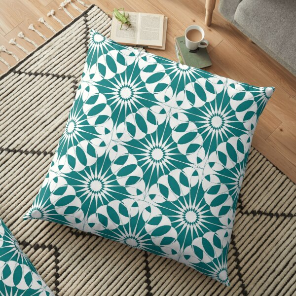 ST Entwined - Inverted Floor Pillow