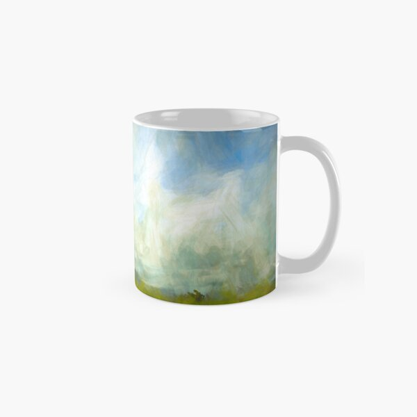 Grasses and Sky in Kauai Classic Mug