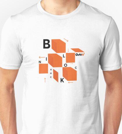 Blockchain abstract T-Shirt