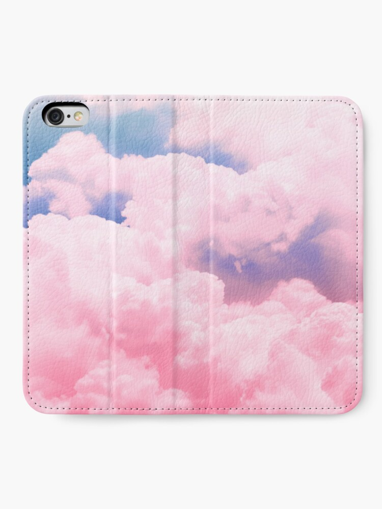 Alternate view of Candy Sky iPhone Wallet