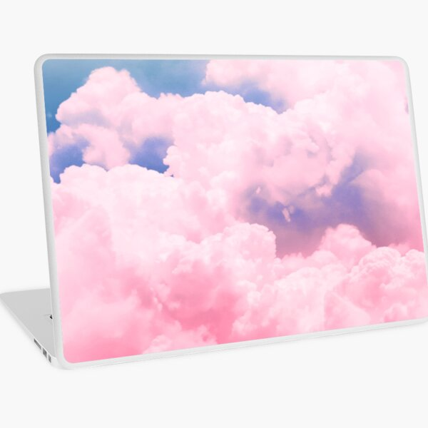 Candy Sky Laptop Skin