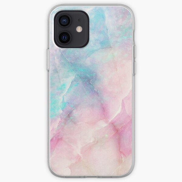 Iridescent Marble iPhone Soft Case