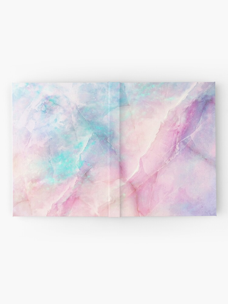 Alternate view of Iridescent Marble Hardcover Journal