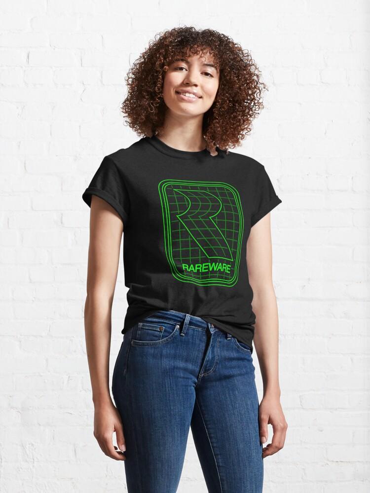 Alternate view of Retroware Classic T-Shirt