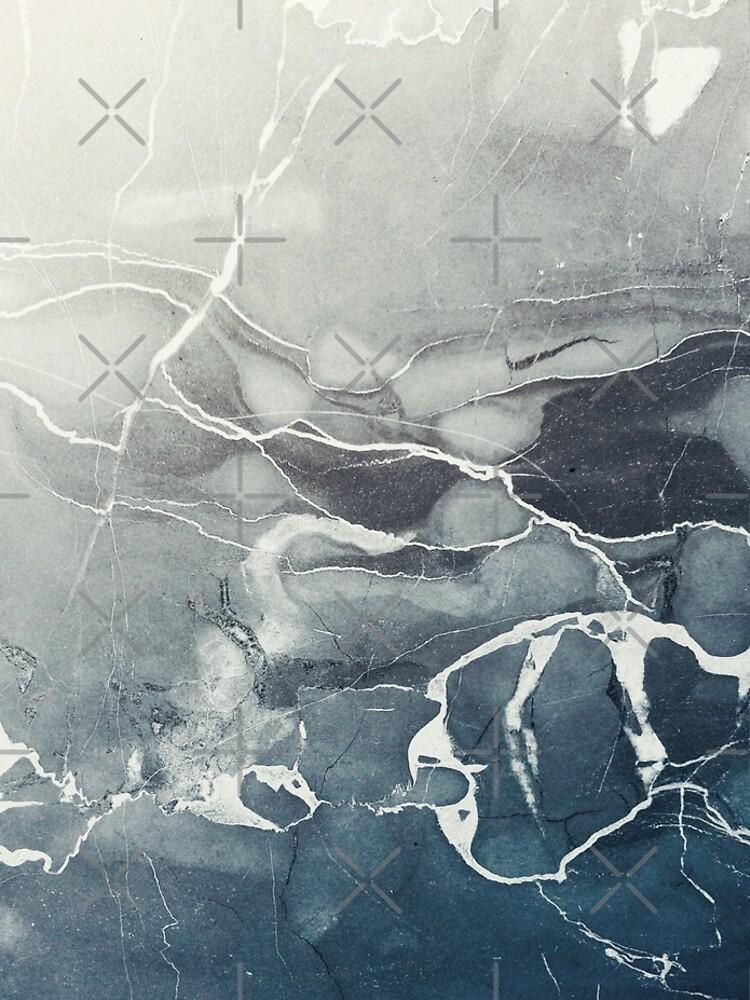 Blue Sea Marble by cafelab