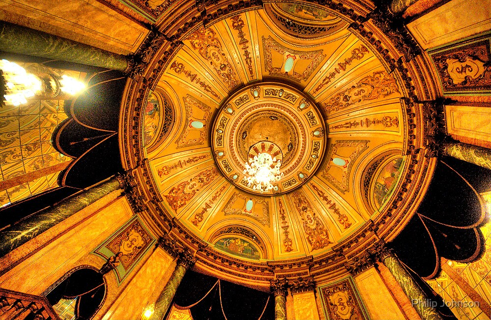 Palace Of Dreams - State Theatre Sydney #2 - The HDR Experience by Philip Johnson