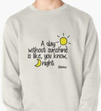 Day & Night Pullover