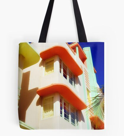 art deco, south beach Tote Bag