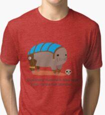 Elcor Hamlet  Tri-blend T-Shirt