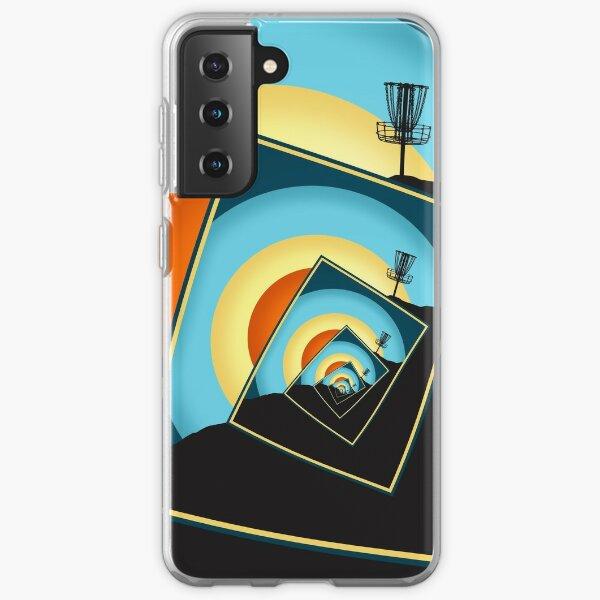 Spinning Disc Golf Baskets 1 Samsung Galaxy Soft Case