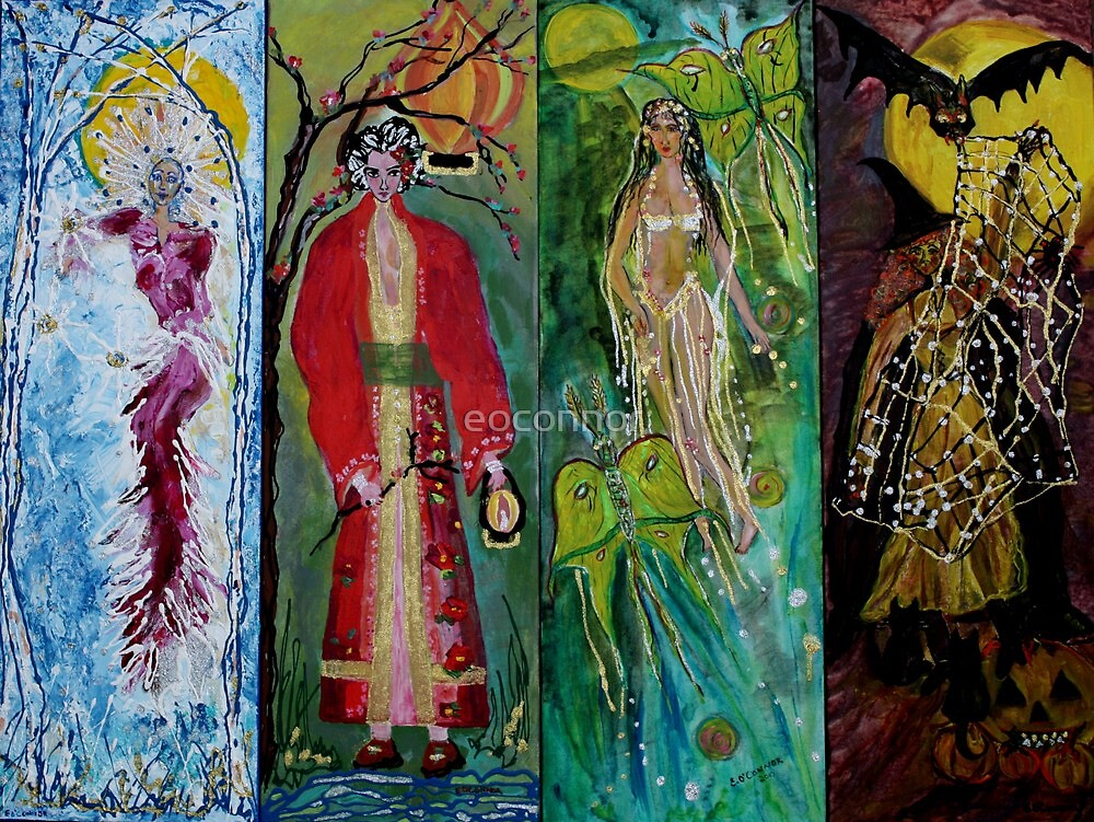 Seasons of the Year by eoconnor