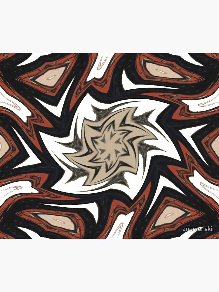 #Art, #pattern, #decoration, #design, illustration, graffiti, abstract, scribble, painting, tile by znamenski