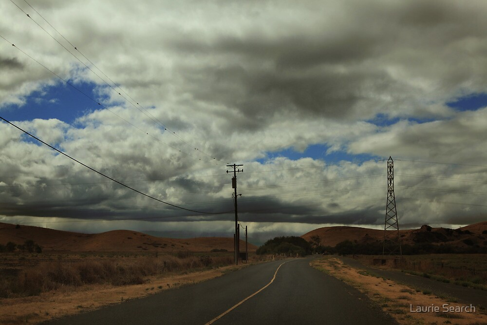 Wherever The Road Takes Me by Laurie Search