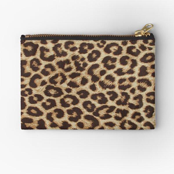 Imprimé léopard Pochette