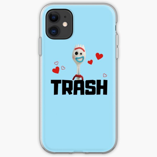 Spork Trash iPhone Soft Case