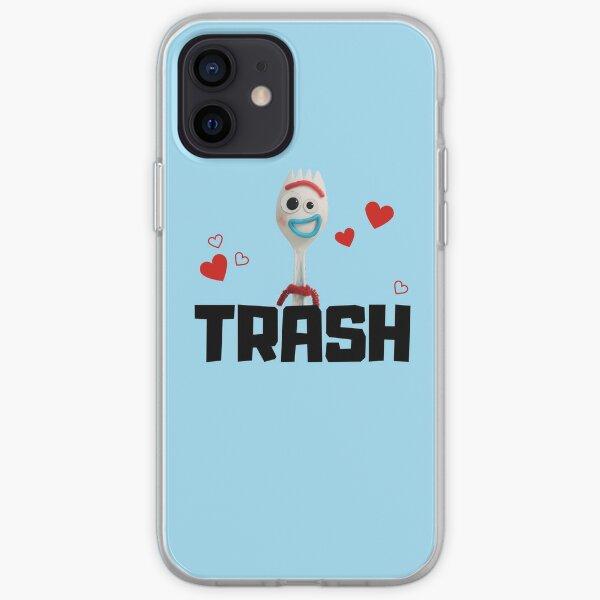 Spork Trash iPhone Soft Case