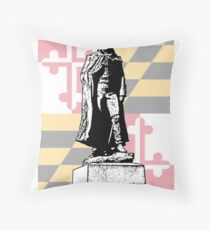 Armistead - American Hero Throw Pillow
