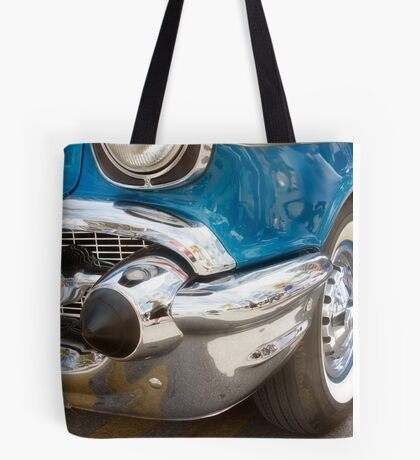 the blue bomb Tote Bag