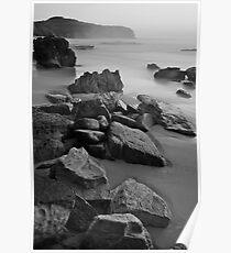Turrimetta beach Poster