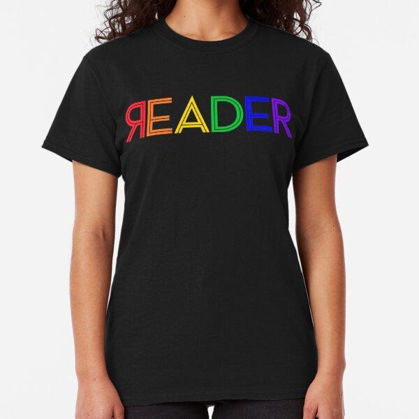Reader Pride Logo Classic T-Shirt