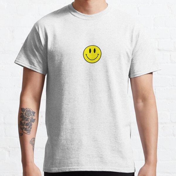 Acid House Smilie Rave Techno Ibiza Classic T-Shirt