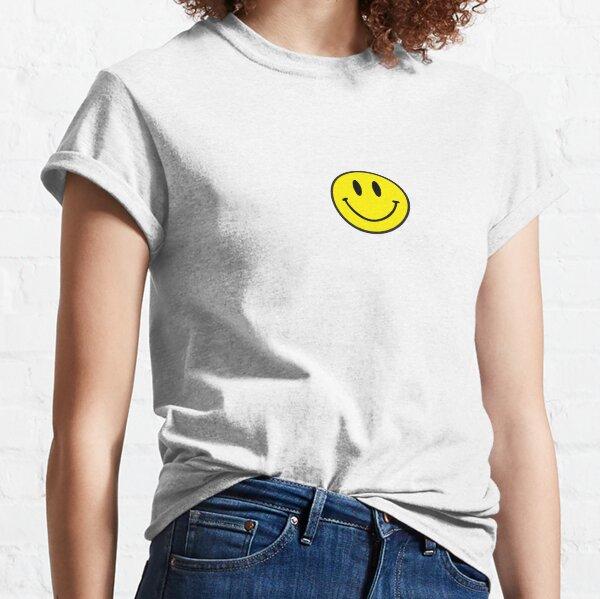 Acid House Smilie Rave Techno Ibiza T-shirt classique