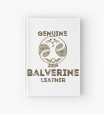 Albion Leather - Balverine Hardcover Journal