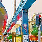 Sydney Monorail by EWNY