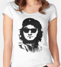 John Beluche Women's Fitted Scoop T-Shirt