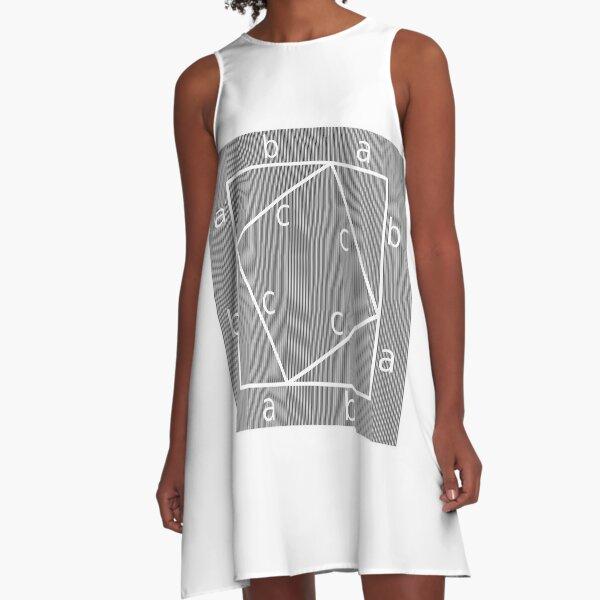 #Pythagoras #Theorem #PythagorasTheorem A-Line Dress