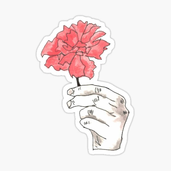 hadestown Sticker