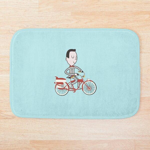 My Bike - Pee Wees Big Adventure Bath Mat