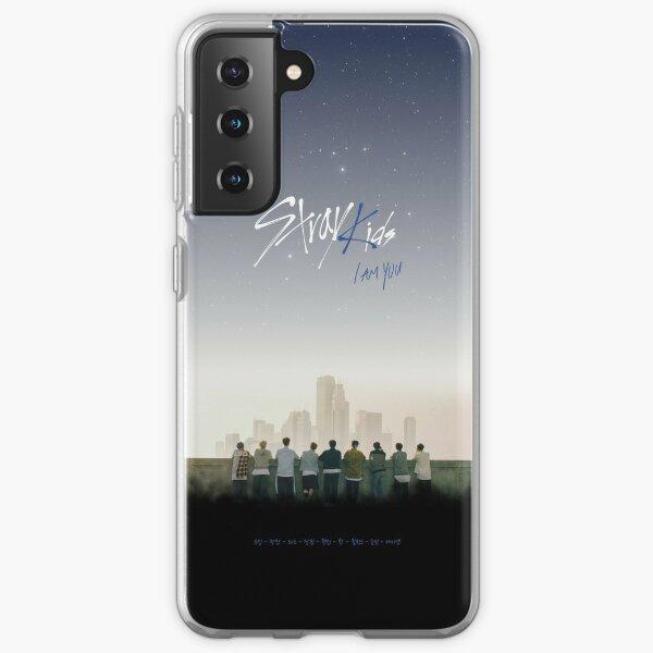 Stray Kids YO SOY TU Funda blanda para Samsung Galaxy