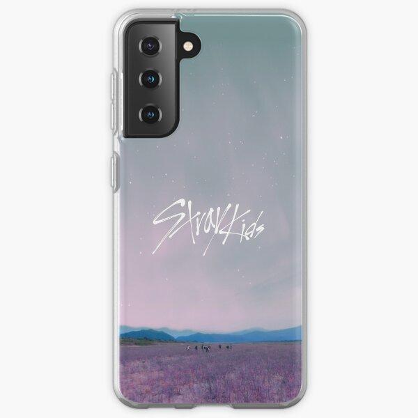 Pastel Hellevator de Stray Kids Funda blanda para Samsung Galaxy