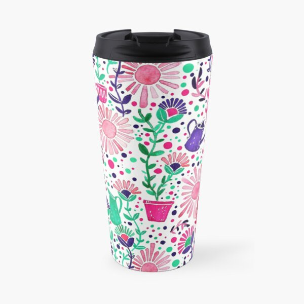 Mod Garden Travel Mug
